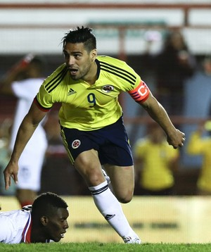 Falcao Garcia Colòmbia (Foto: AP)