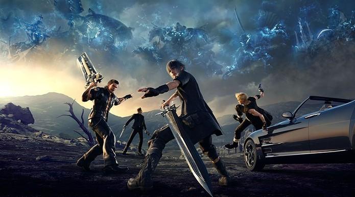 Final Fantasy 15 é um grande mundo a ser explorado (Foto: Divulgação/Square Enix)