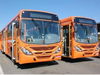 ônibus ponta grossa (Foto: Divulgação / Prefeitura de Ponta Grossa)