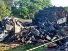 Polícia identifica motorista envolvido em acidente com morte na BR-277