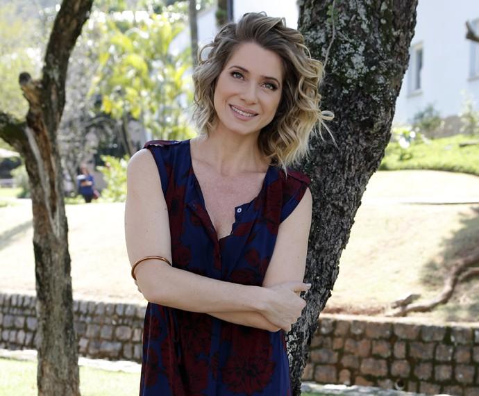 Letícia Spiller (Foto: Fábio Rocha / Gshow)