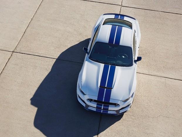 Mustang Shelby GT350 (Foto: Divulgação)