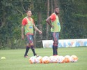 Paolo Guerrero treina, e volta ao Fla está prevista para jogo no Chile