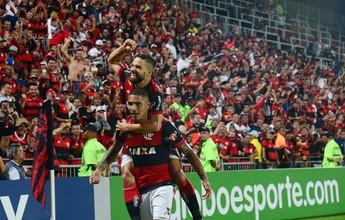 """Após goleada, Lino diz: """"O clima no Flamengo parece estar mudando"""""""
