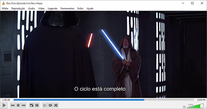 VLC ainda é o melhor para assistir vídeos com legenda sem dores de cabeça (Foto: Reprodução/Paulo Alves)