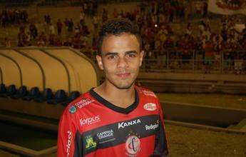 Campinense confirma empréstimo  de Filipe Ramon para o Boa Esporte