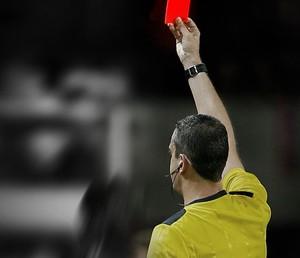 Carrossel arbitragem expulsao cartao vermelho juiz arbitro (Foto: infoesporte)