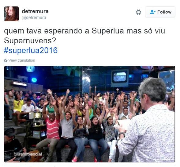 meme superlua 6 (Foto: Reprodução/Twitter)