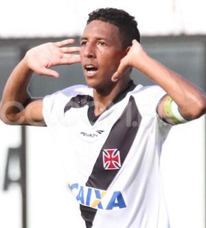 caio monteiro vasco gol (Foto: Marcelo Sadio / vasco.com.br)