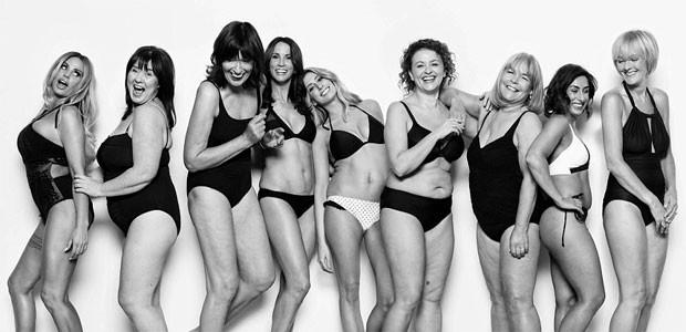 As apresentadoras do Loose Women  (Foto: Reprodução)