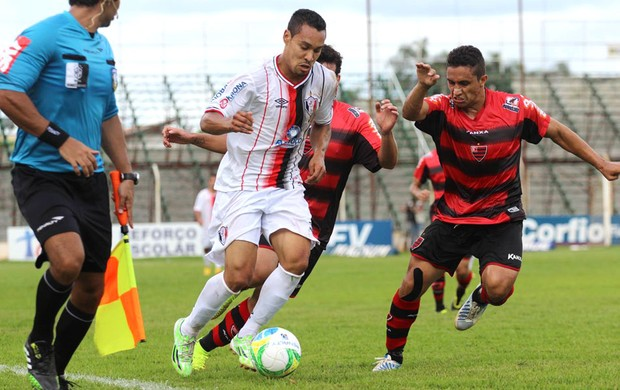 Oeste X Joinville (Foto: Reprodução / Facebook  Oficial)