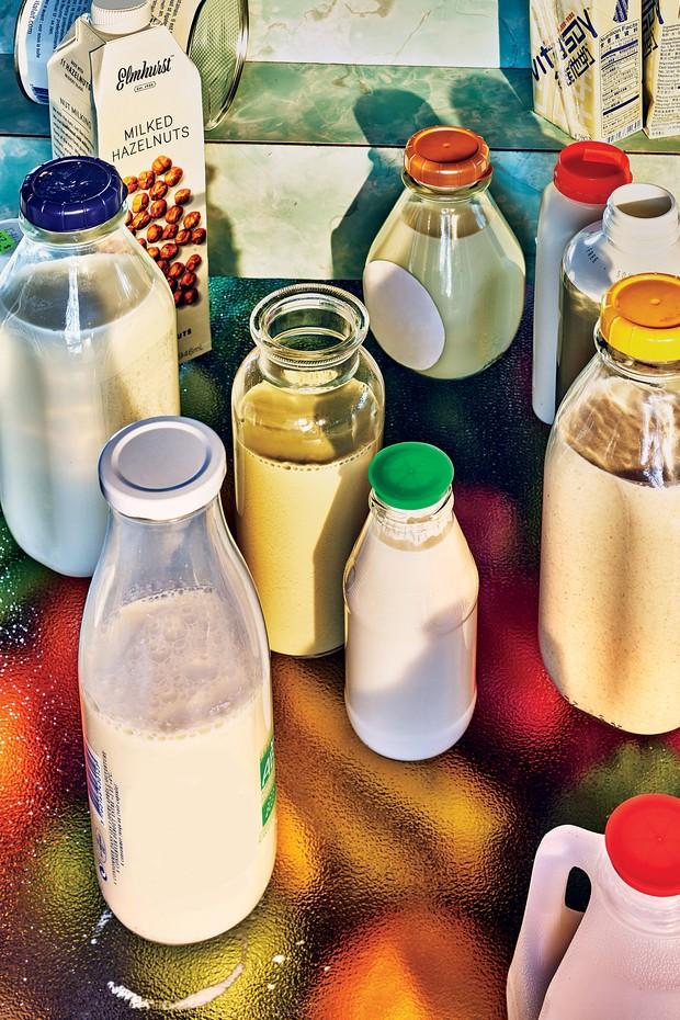 Conheça as bebidas vegetais que substituem o leite de vaca