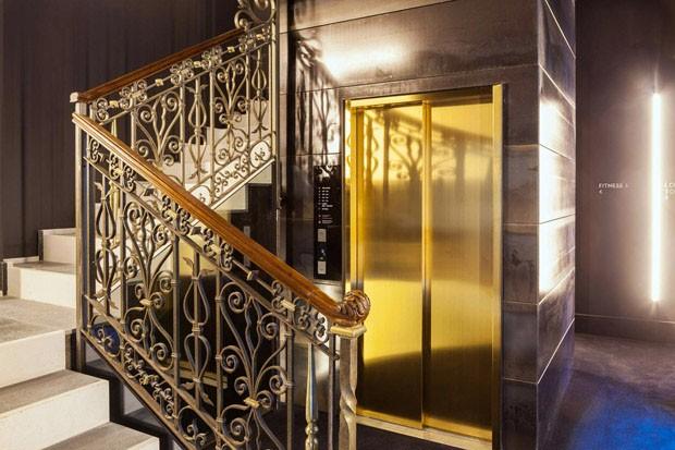 Senato Hotel Milano 43 room boutique hotel. Architect: Alessandro Bianchi (Foto: © Senato Hotel Milano)