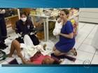 Mulher dá à luz dentro de loja de produtos infantis em Campo Grande