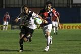 Vasco arranca empate com Paraná em Curitiba, mas fica a perigo no G-4