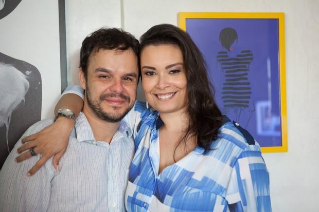 Adrilles e Érica Dante (Foto: Equipe Plus/Divulgação)