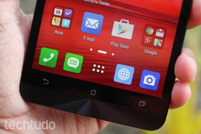 Zenfone 6 possui armazenamento interno 16GB ou 32 GB
