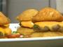 Impressione seus amigos com um delicioso hambúrguer de coxinha