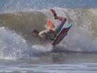 Circuito de bodyboarding acontece neste fim de semana em Grussaí, RJ