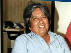 Jornalista assassinado Auro Ida (Foto: Assessoria)