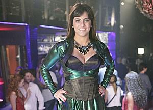 Thammy Miranda encarou dois desafios: Lohana foi um deles! (Foto: Salve Jorge / TV Globo)