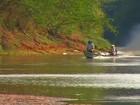 Pesca é suspensa em rio de MT após despejo de milhões de litros de esgoto