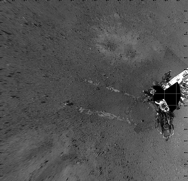 Curiosity (Foto: Nasa/JPL-Caltech)