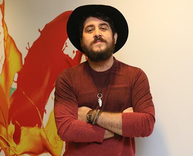 Rodrigo da banda Suricato (Foto: Isabella Pinheiro / Gshow)