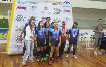 Lupe Picasso vence Antonio Nunes e é campeão da série prata feminina