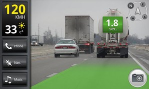 iOnRoad Augmented reality