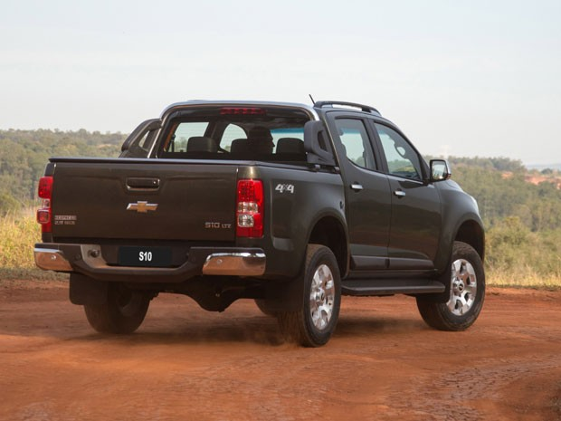O modelo, que é líder de vendas na categoria, passa a contar com uma nova motorização (Foto: Divulgação)