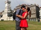 'Casar dá trabalho', diz Renata Dominguez, às voltas com cerimônia