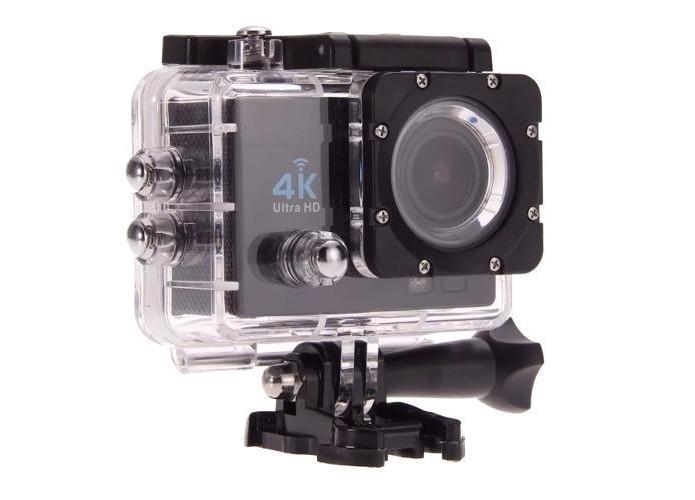 Câmera de ação GoCam Action Pro Sport 4k (Foto: Divulgação/ GoCam)