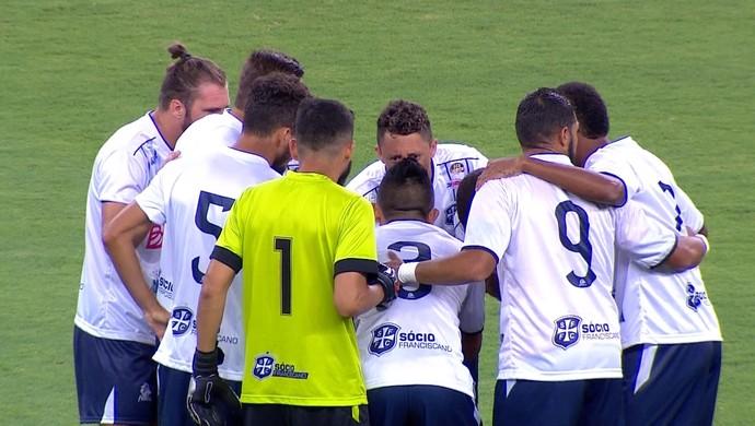 Mineirão; Cruzeiro; São Francisco-PA (Foto: Reprodução/TV Globo)