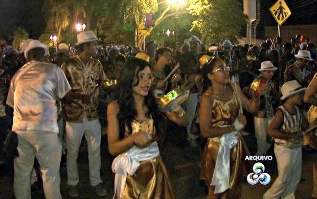 Carnaval popular será realizado na praça da Gameleira, em Rio Branco (Foto: Acre TV)