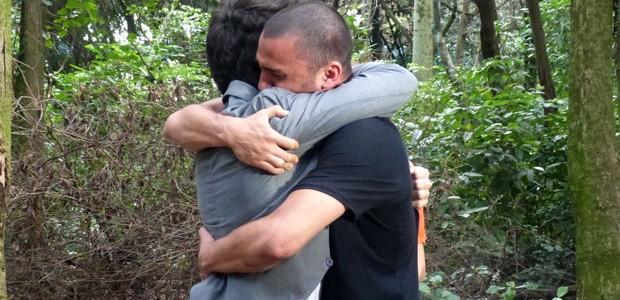 Sal se arrependeu e pediu perdão para o irmão, Vitor (Malhação/TV Globo)