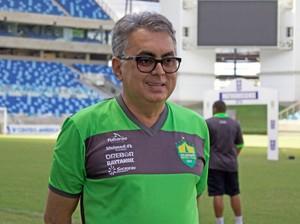 Sérgio Papellin, Cuiabá (Foto: Pedro Lima/Cuiabá Esporte Clube)