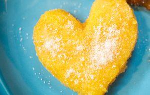 Aprenda a fazer docinho de abóbora de coração