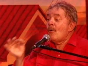 O ex-presidente Luiz Inácio Lula da Silva, em evento do PT em Fortaleza (Foto: Reprodução/ Tv PT)