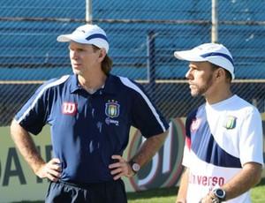 Sérgio Guedes Kleiton Lima São Caetano (Foto: Divulgação)