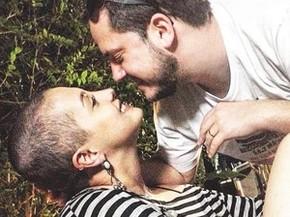 Marido deu apoio durante tratamento (Foto: Arquivo Pessoal)