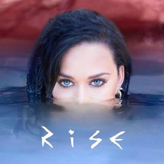Capa do single Rise de Katy Perry (Foto: Reprodução/Instagram)