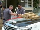 Polícia acha 30 quilos de maconha enterrados depois de prender dupla