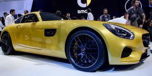 VÍDEOS: Ferrari, SUVs da Honda e da Peugeot, esportivo Mercedes (Caio Kenji/G1)