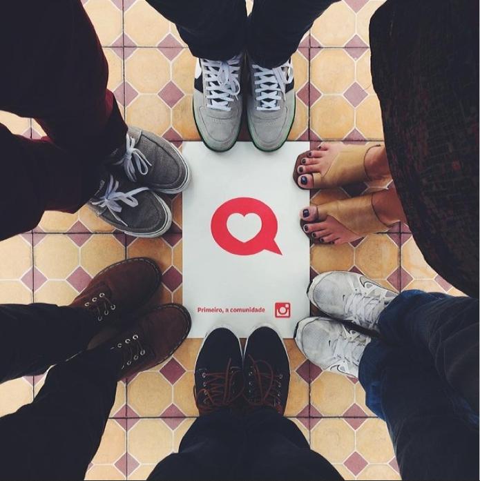 Primeiros passos; Instagram lança comunidade no Brasil com perfil em português (Foto: Reprodução/Instagram)