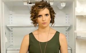 DESTACAO ESTREIA Chama a Micaela, como organizar a geladeira
