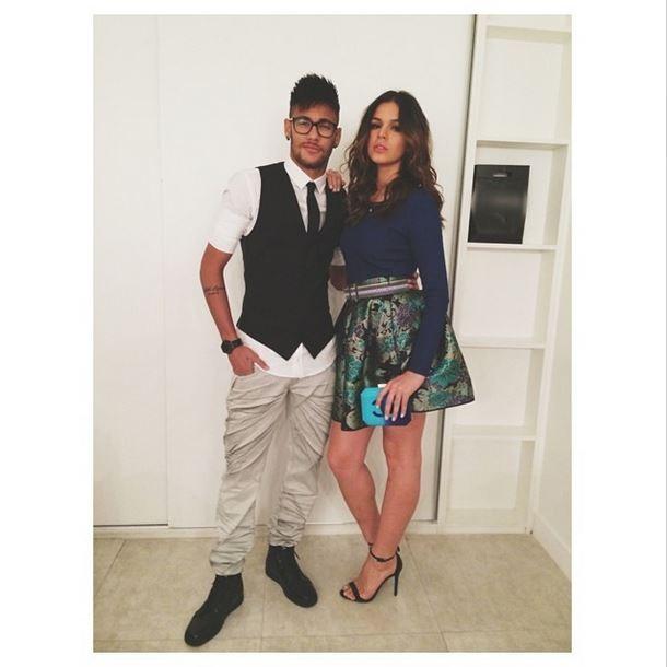Bruna Marquezine e Neymar (Foto: Instagram/Reprodução)
