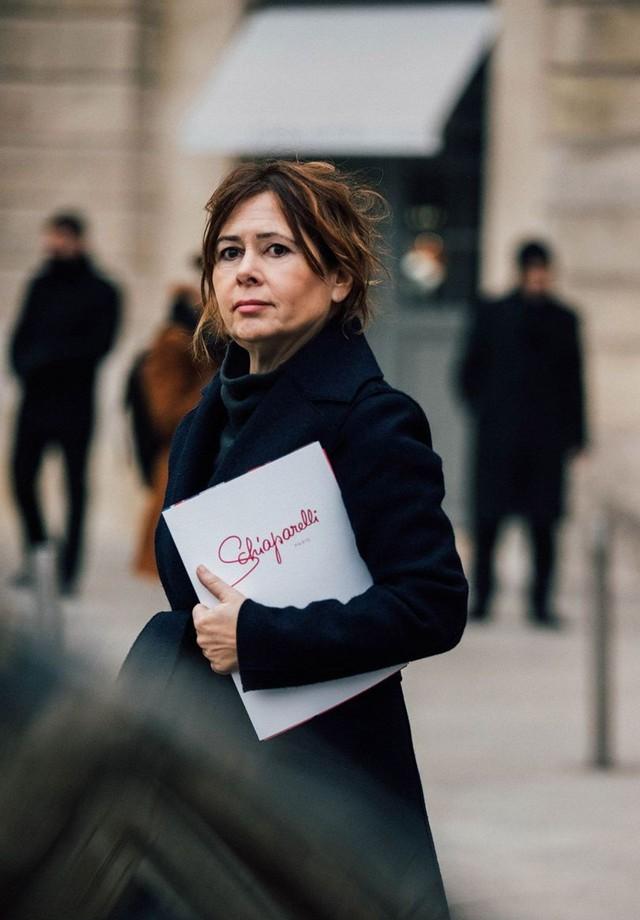 Alexandra Shulman (Foto: Reprodução/Vogue UK)