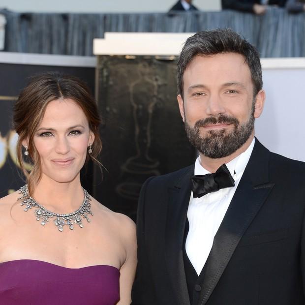 Ben Affleck e Jennifer Garner (Foto: Getty Images/Jason Merritt)