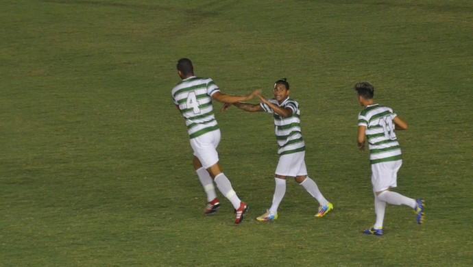 Miramar x Femar, segunda divisão do paraibano (Foto: Hévilla Wanderley / GloboEsporte.com/pb)